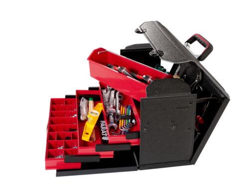 PARAT 4x Schubladen Schubladentasche TOP LINE Werkzeugtasche Werkzeug Tasche