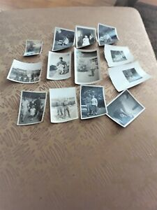 Vintage-Photos-WW11-small-collection-Orillia-Ontario