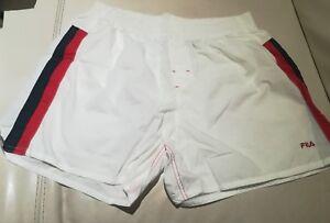 Svendiamotutto Fila Costume Shorts Uomo Bianco Tg 50