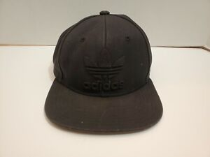 Adidas Hat Ball Cap Adult Size Snap Back Adjustable Flat Bill Head Cover Shade