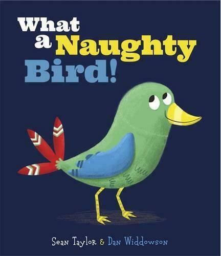 What A Naughty Bird by Sean Taylor and Dan Widdowson, NEW Book, FREE & Fast Deli