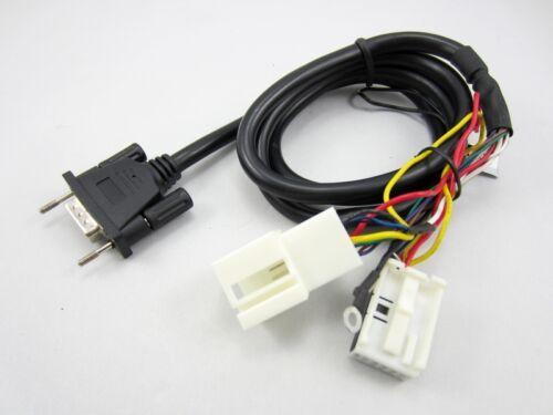 Cable Yatour mt-06 compatible con vw12 pin Quadlock interface SCSI cambiador 20p
