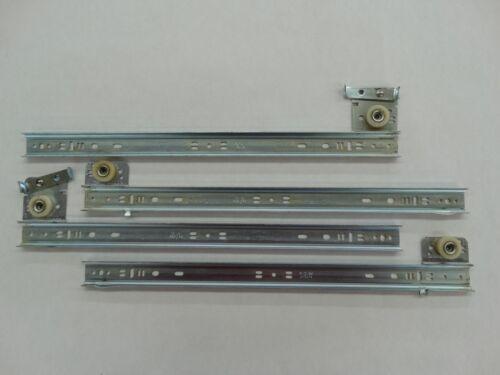 """KV # 1300-14/"""" 3//4 Ext.Drawer Slide Replaces Grant # 336  # 338 /& Lescoa # 9300"""