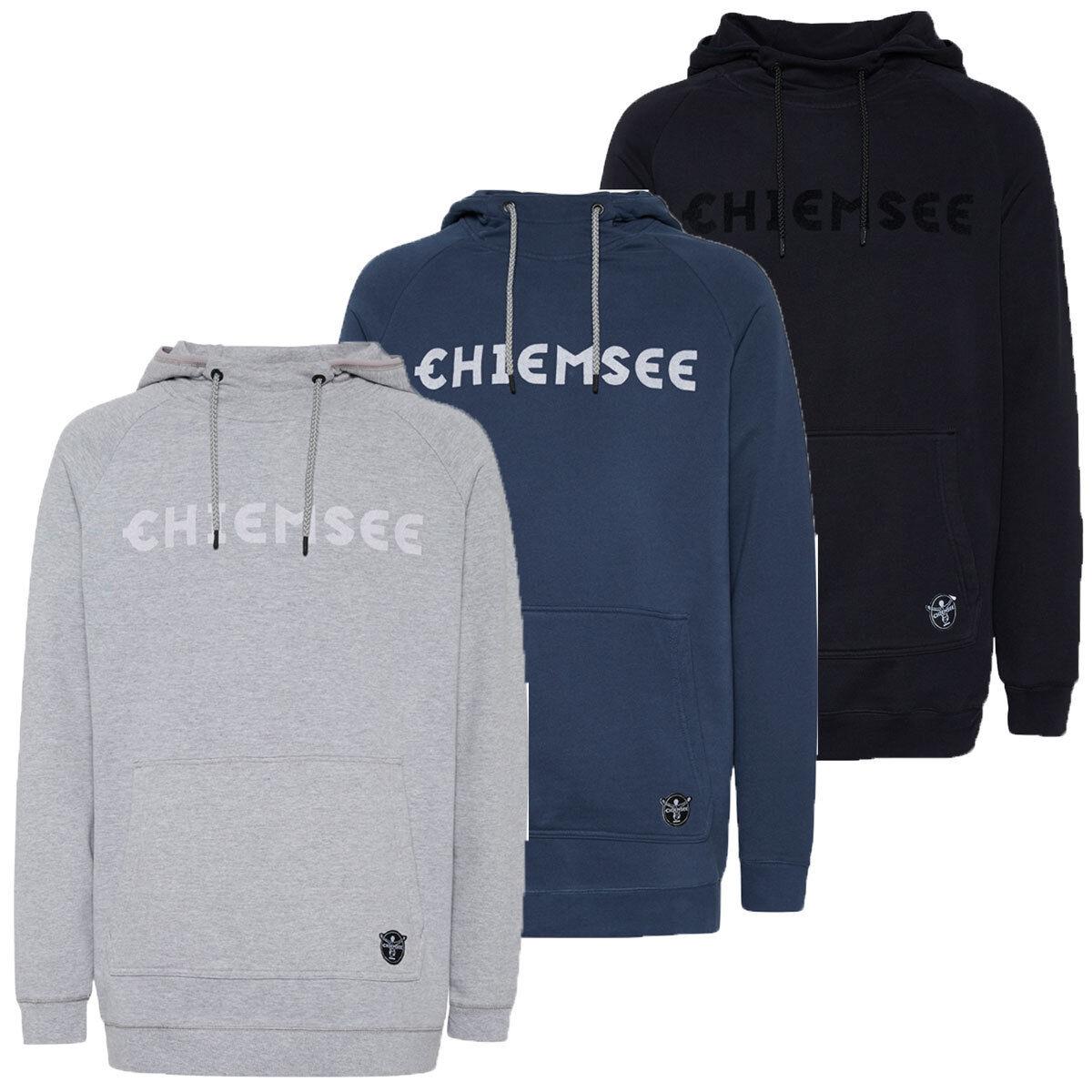 Chiemsee Herren Sweat-Hoodie Avellanas Sweatshirt Hoodie Pullover mit Kapuze