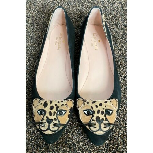 Kate Spade Cheetah Shoes Size 8