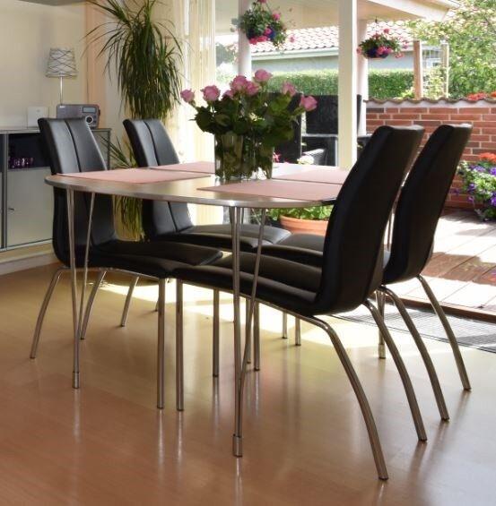 Køkkenbord, Ahorn, b: 90 l: 150