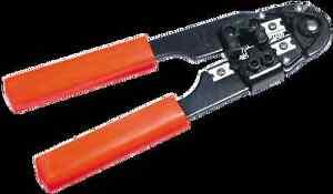 Rj45 Câble quetschzange avec dispositif de coupe- sévère en métal 8 pol-tung- schwere Metallausführung 8 Polafficher le titre d`origine M8ZGPTs8-07145217-138239764