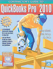 Contractor's Guide to QuickBooks Pro 2010 by Jim Erwin, Craig Savage, Karen Mitchell (Mixed media product, 2010)