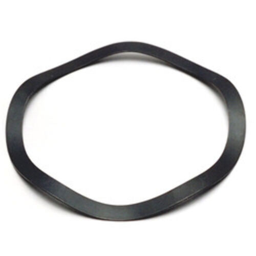 AT Wave Lock WASHER 30X39X0.5mm Black 6pc