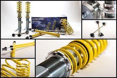 FK AK Street Coilover Suspension KitSeat Leon 1.4 1.6 1.9 TDI 1.8t (98-05)
