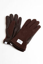 Norse Projects NORSE x HESTRA EARTH WOOL AND LEATHER GLOVES BNWT Size 10