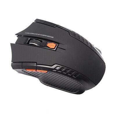 2.4GHz Mini portátil Wireless Gaming Mouse PC portátil Ratón inalambrico óptico