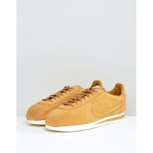 Nike Classic Cortez SE Zapatillas trigo Vela Marrón Zapatos Unisex Zapatillas marrón