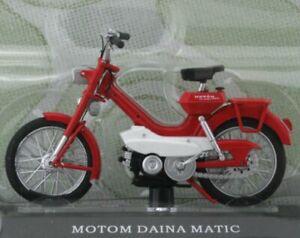 MOTOM Daina Matic - red - Atlas 1:18
