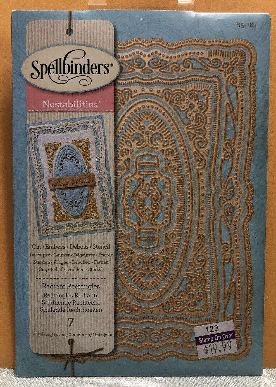 Nestabilities you choose//combine ship:NEW-paper envelope Spellbinders LOOK!