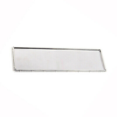 2PCS I//O Shield No Any Opening Blank Backplate For All Motherboard DIY