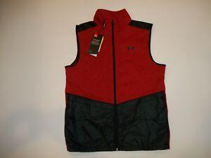 Under-Armour-Golf-Ua-Storm-Hibrido-Cremallera-Completa-Camiseta-Ninos-Jovenes