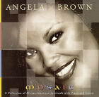 Mosaic: A Collection of African-American Spirituals With Piano and Guitar by Angela Brown (Soprano Vocal) (CD, Nov-2004, Albany Music Distribution)