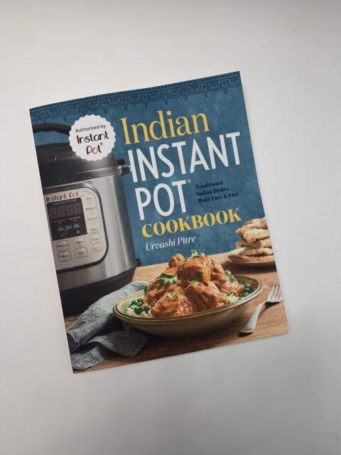 Indian Instant Pot by Urvashi Pitre | eBay