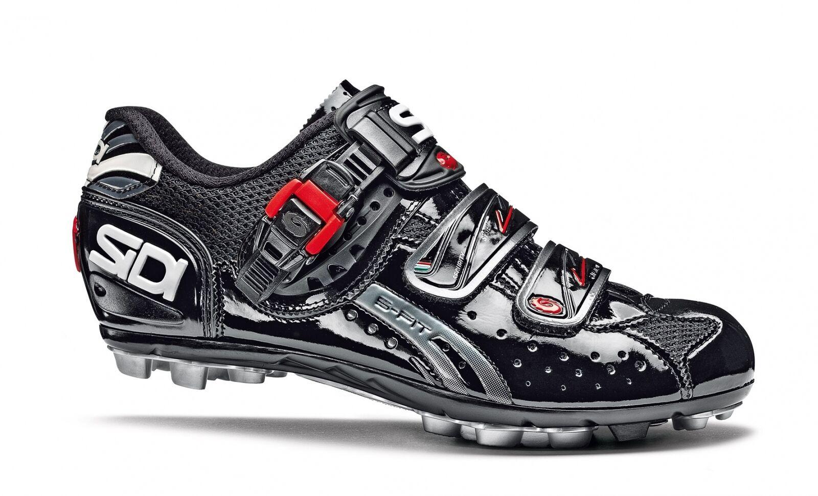 Zapatos para mujer mtb Sidi Eagle 5-Fit - Negro