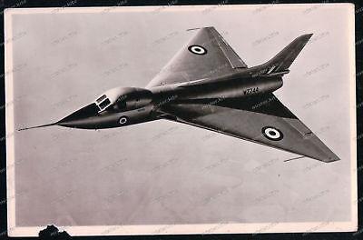 Inventive Foto-ak-54.a.v.roe-avro-707c-flugzeug-airplane Durable Modeling Ansichtskarten