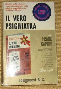 I-Super-Pocket-Longanesi-amp-C-034-Il-vero-psichiatra-034-F-Caprio-1969