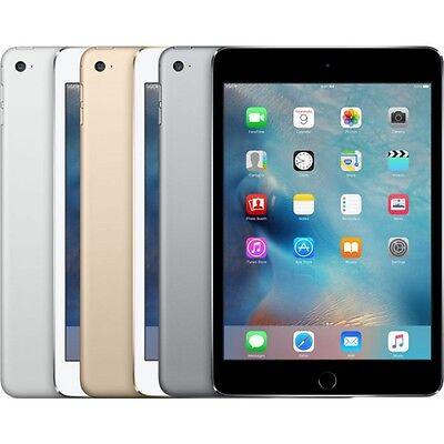 Apple iPad Mini 4 WiFi 128GB Space Grey *BRAND NEW+WARRANTY!*