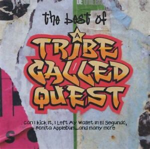 A-TRIBE-CALLED-QUEST-the-best-of-a-tribe-called-quest-CD-Compilation-Hip-Hop