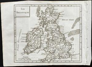 1803-Carta-antica-Isole-Britanniche-carta-geografiche