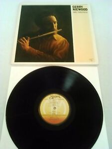 GERRY NIEWOOD AND TIMEPIECE - S / T LP N. MINT!!! ORIGINAL U.S A&M RICK LAIRD