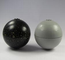 LEGO STAR WAR™ Planètes 2 Pièces Planète gris noir L'espace Étoile de la mort