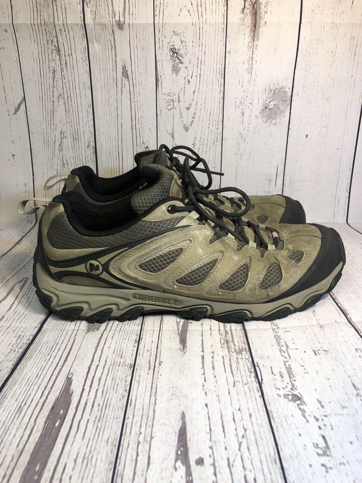 Merrell Pulsate Ventilator Hiking Shoes J599965 Walking Shoes Mens Size 12