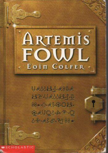 Artemis Fowl Book 1 By Eoin Colfer 043934445x Ebay