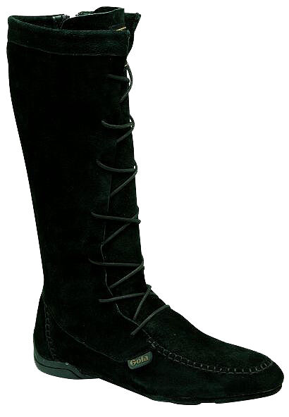 ***NEW*** Gola Knee-High Suede  Boots Women`s