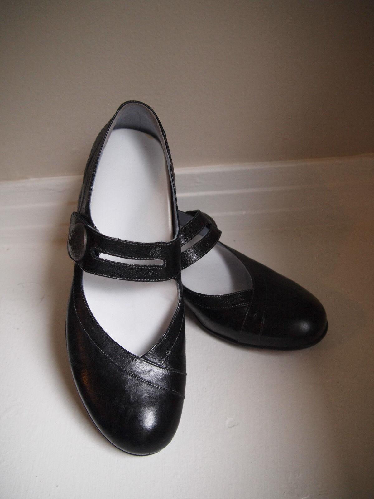 Para Mujer Zapatos durea Chloe Chloe Negro Negro Negro Talla 9.5 EE. UU. 7 1 2 Reino Unido