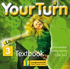 Your Turn 3 - 2 Audio-CDs von Ana Acevedo Palley und Jeremy Harmer (2013, CD)