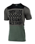 Troy Lee Designs Mountain Bike Skyline S//S Jersey Checkers Camo// Taupe Size XL