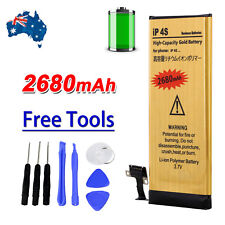 Brand New High Quality Replacement Battery Gold Tools Kit For iPhone 4S OZ