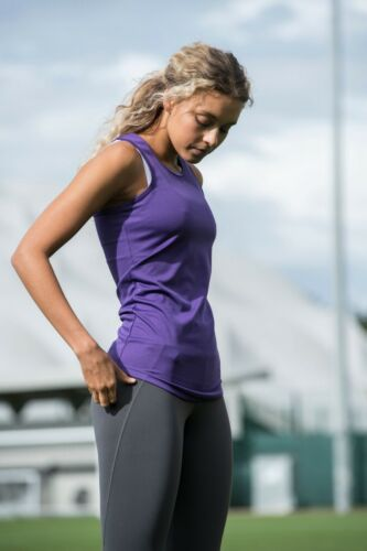 WORKOUTS RUNNING BREATHABLE SPORTS JC015 AWDis LADIES GIRLIE COOL VEST