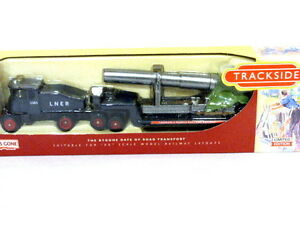 low loaders 1:76th LLEDO TRACKSIDE diecast models SCAMMELL AEC SENTINEL box