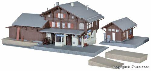 Kibri 39370 Bahnhof Oberried in H0 Bausatz Fabrikneu