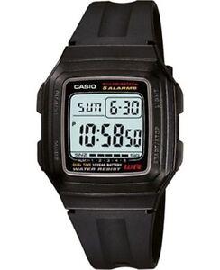 casio digital  year battery chronograph watchblack resin  alarms fwa  ebay