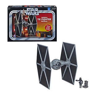 STAR WARS THE VINTAGE COLLECTION WALMART EXCLUSIVE IMPERIAL TIE FIGHTER
