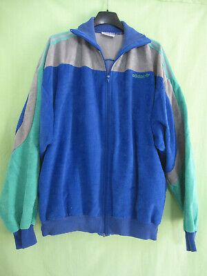 Veste Adidas ventex Explorer ciel grise Vintage Jacket 80'S 174 M | eBay