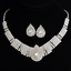 Women-Chunky-Fashion-Crystal-Bib-Collar-Choker-Chain-Pendant-Statement-Necklace thumbnail 114