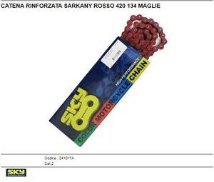 CATENA-RINFORZATA-SARKANY-ROSSO-420-134-MAGLIE-241017A