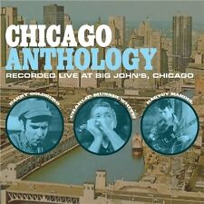Chicago Anthology Live CD NEW SEALED Blues Barry Goldberg/Charlie Musselwhite+