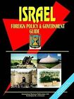 Israel Foreign Policy and Government Guide by International Business Publications, USA (Paperback / softback, 2003)