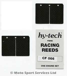 Hy-Tech-Canas-De-Carreras-Fibra-Carbono-CR250-1988-1998-amp-KX250-98-00-CF66-CR
