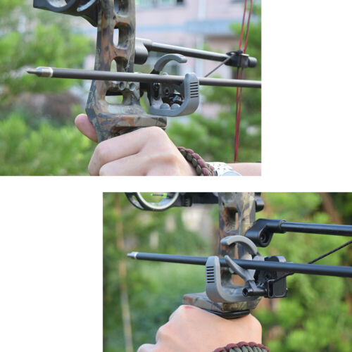Fall Drop Away Arrow Rest Compound Bow Archery Target Shooting Hunting